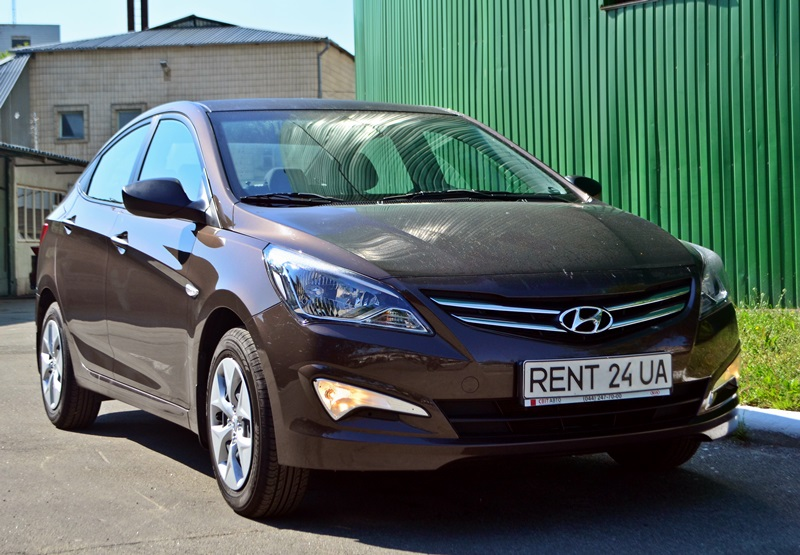 Hyundai Accent New