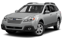 Subaru Outback rent a car