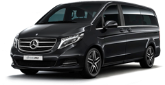 Mercedes V-class rent a car